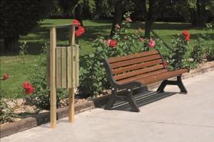 Arredo urbano attrezzature per parchi e giardini pubblici for Arredo parchi