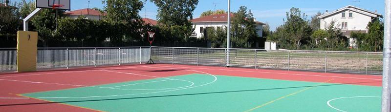 Palestre, scuole o centri sportivi polivalenti