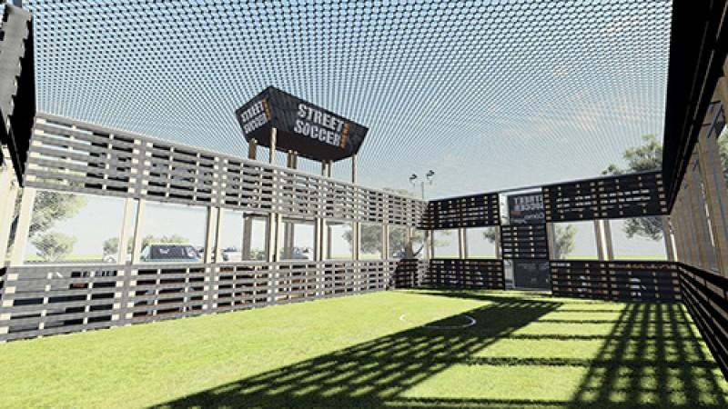 Street Soccer Arena: Un nuovo modo di concepire il divertimento