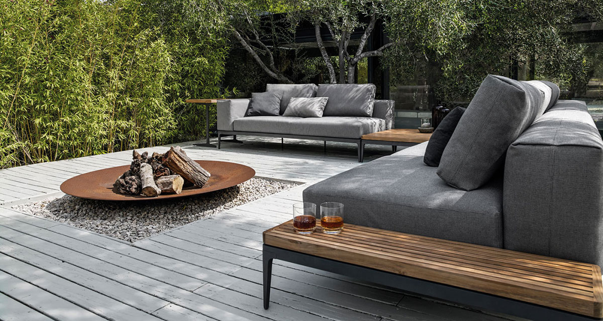 Arredamento da giardino idee per mobili da esterno e giardini privati.