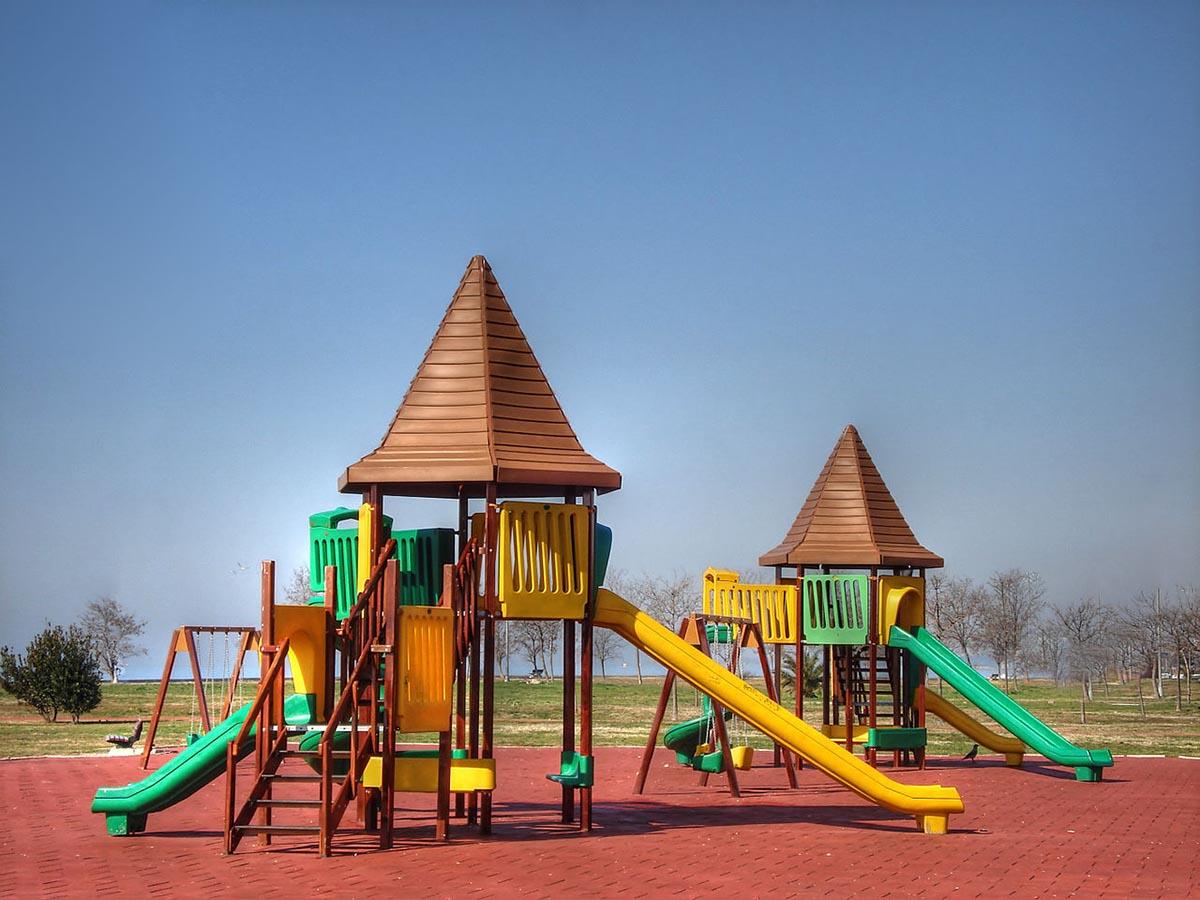 parchi giochi sicuri