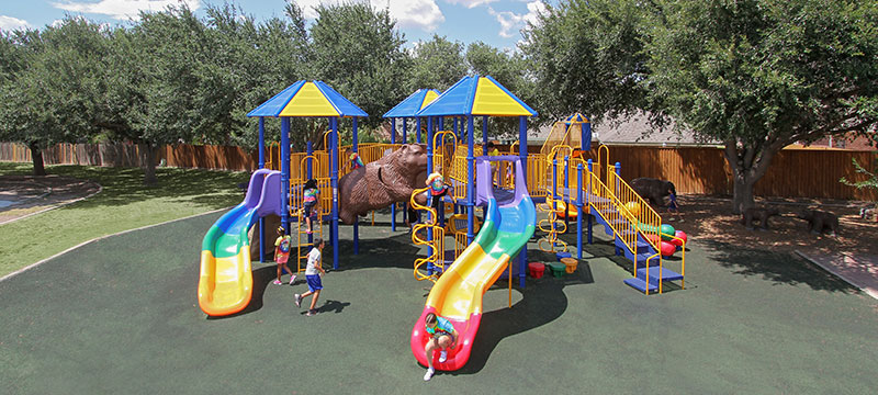 Parco gioco sicuro