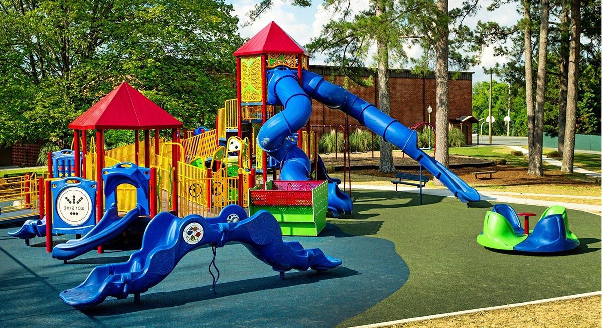 Sicurezza Parco Gioco
