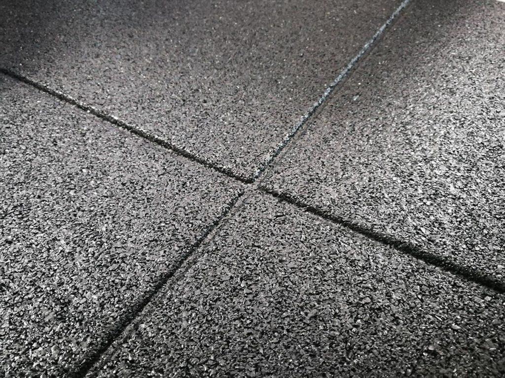 pavimento gommato