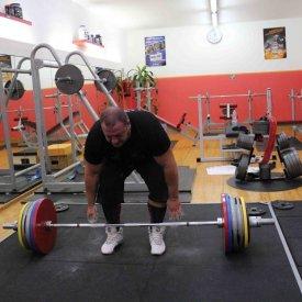 Palestra Iron Gym